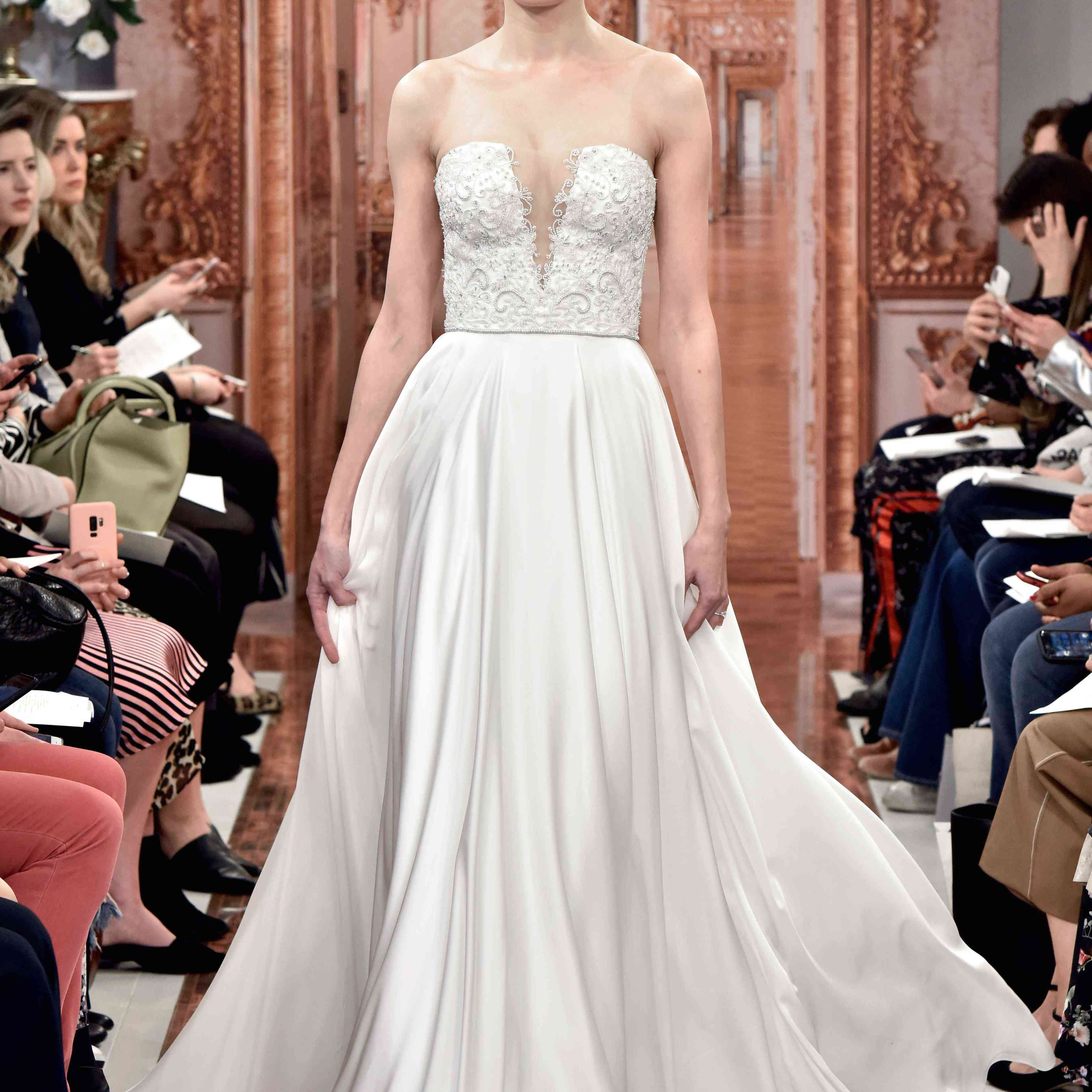 Gallery New Mira Zwillinger Wedding Dresses Spring 2019: Theia Bridal Spring 2019