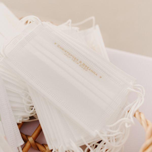 Wedding Bathroom Baskets