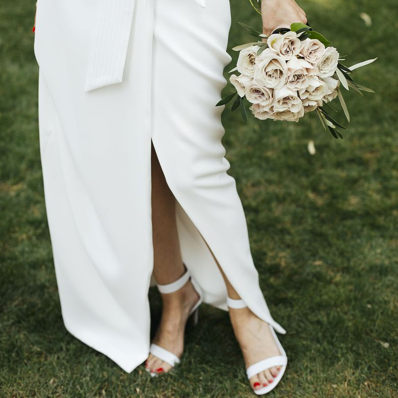 Bridal Shoe Choices Depending On The Style Of The Dress Lucy