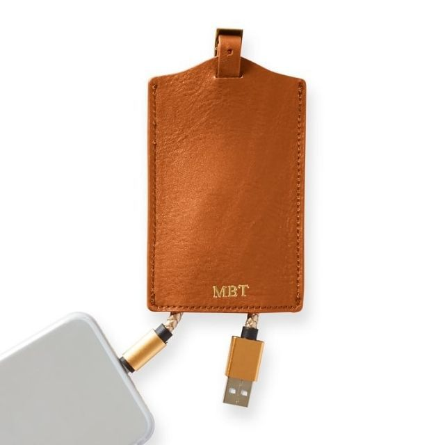 Power Up Luggage Tag