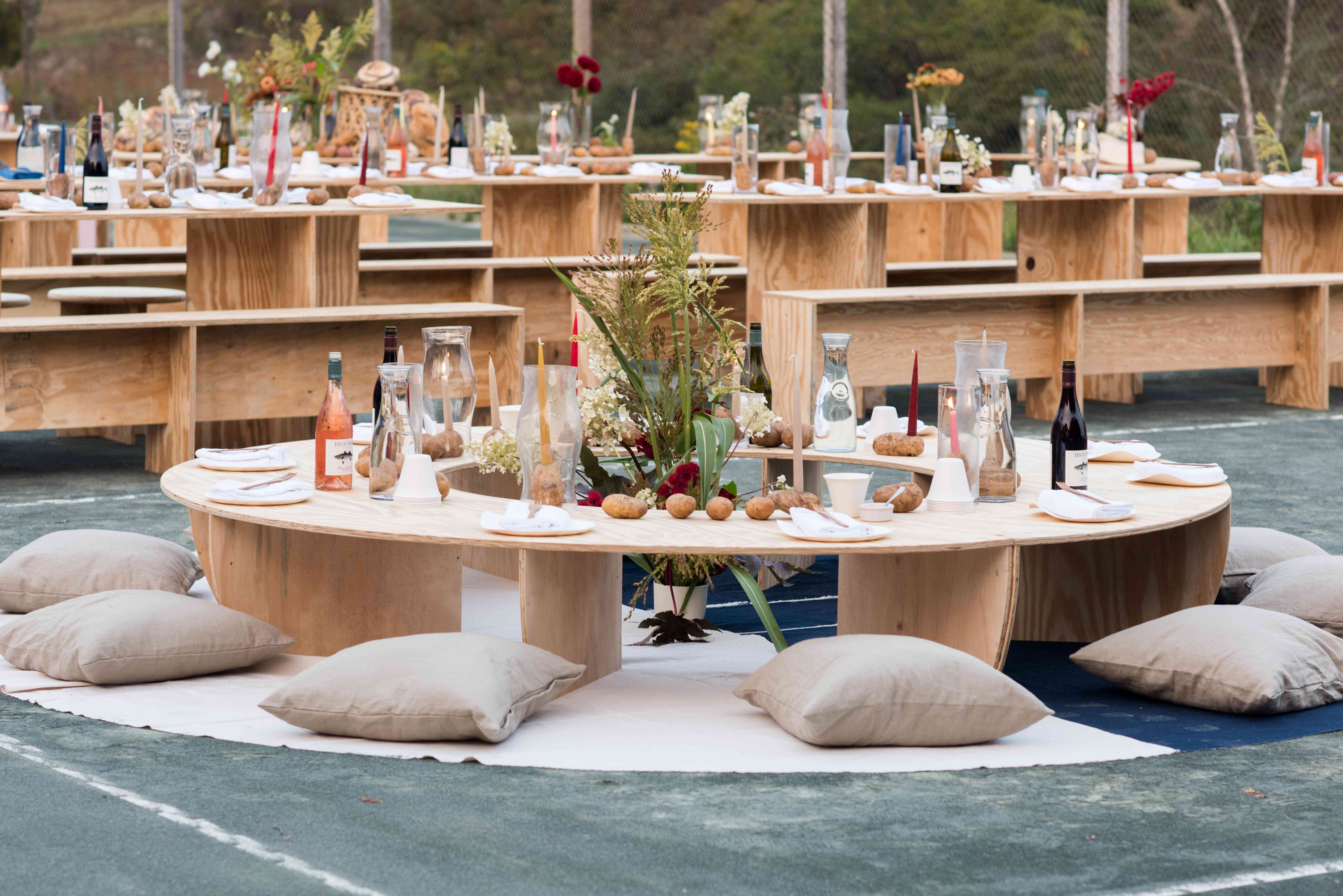 9 Unique Seating Ideas For Your Ceremony And Reception