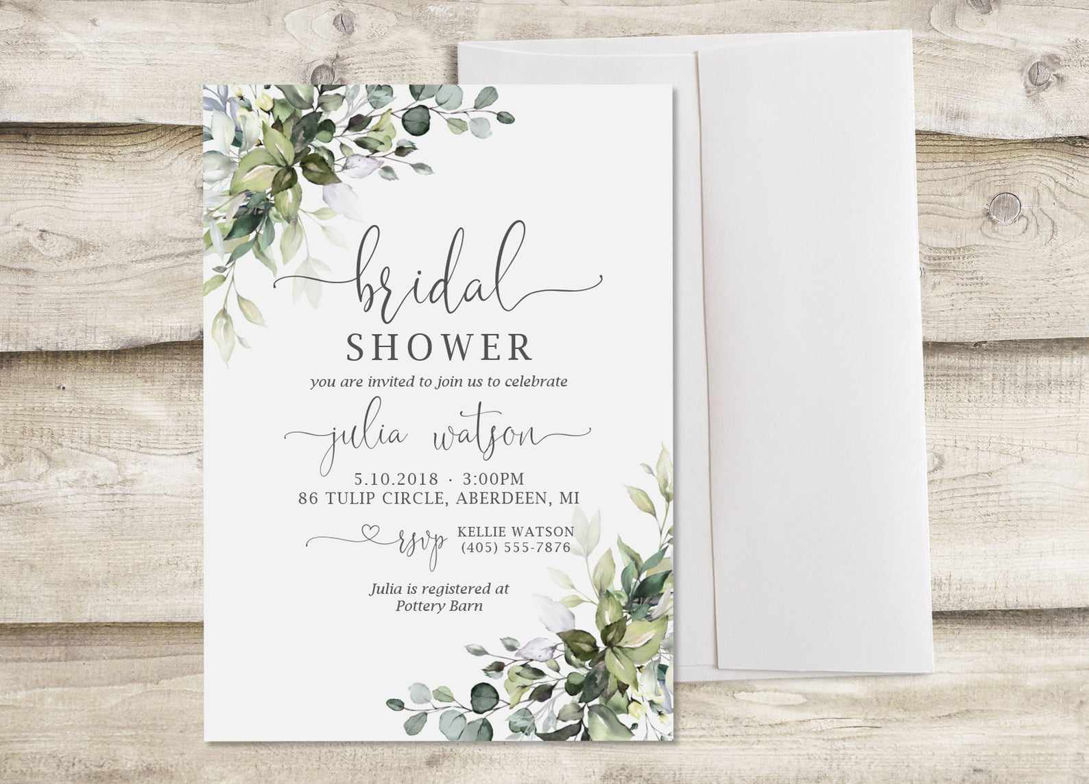 Bridal Shower Invitation Wording 101 Everything To Include On The