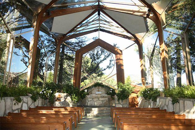 Wayfarers Chapel Wedding.Brides Southern California The Best Wedding Ceremony Chapels In Los