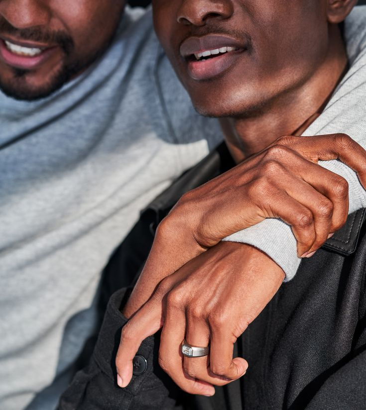 Tiffany & Co. Unveils Its First-Ever Engagement Ring for Men