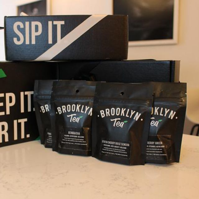 Brooklyn Tea Tea Gift Box