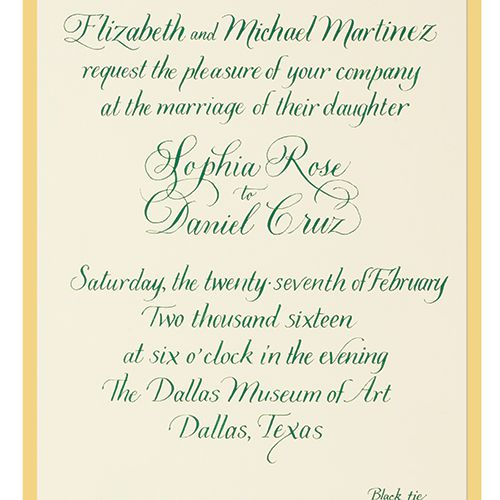 Story Tips For Creating Wedding Website: How To Word Your Wedding Invitation