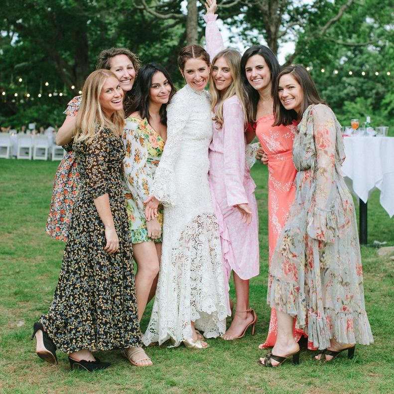 What To Wear To A Wedding This Summer,White Lily Wedding Dress