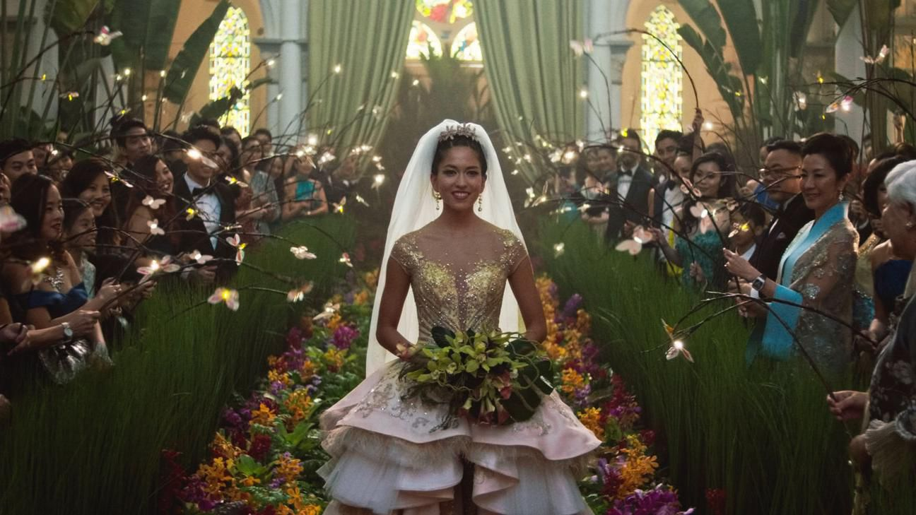 Attention Brides You Can Now Purchase The Crazy Rich Asians