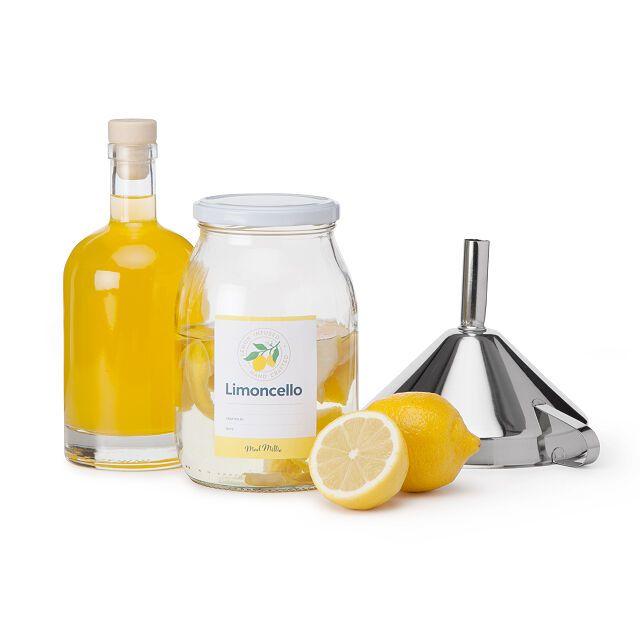 Homemade Limoncello Kit