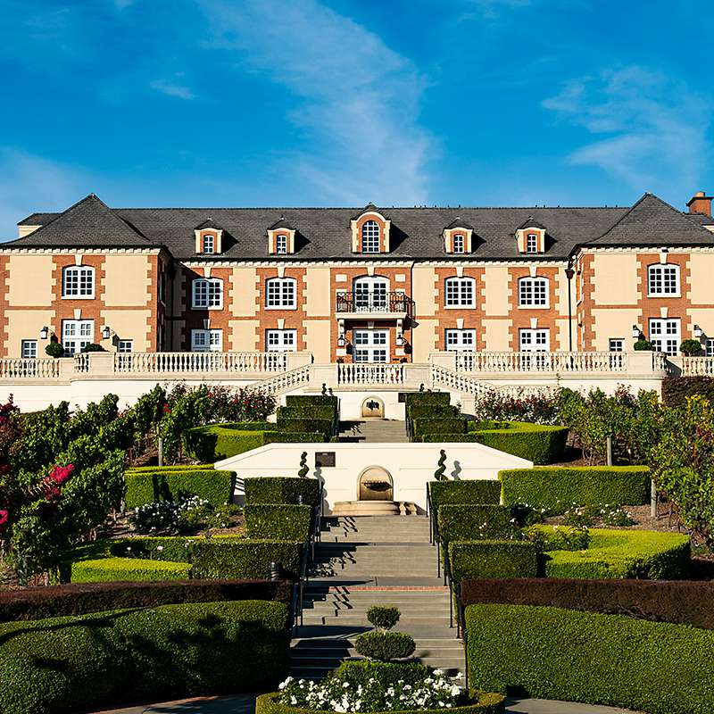 Chateau at Domaine Carneros winery