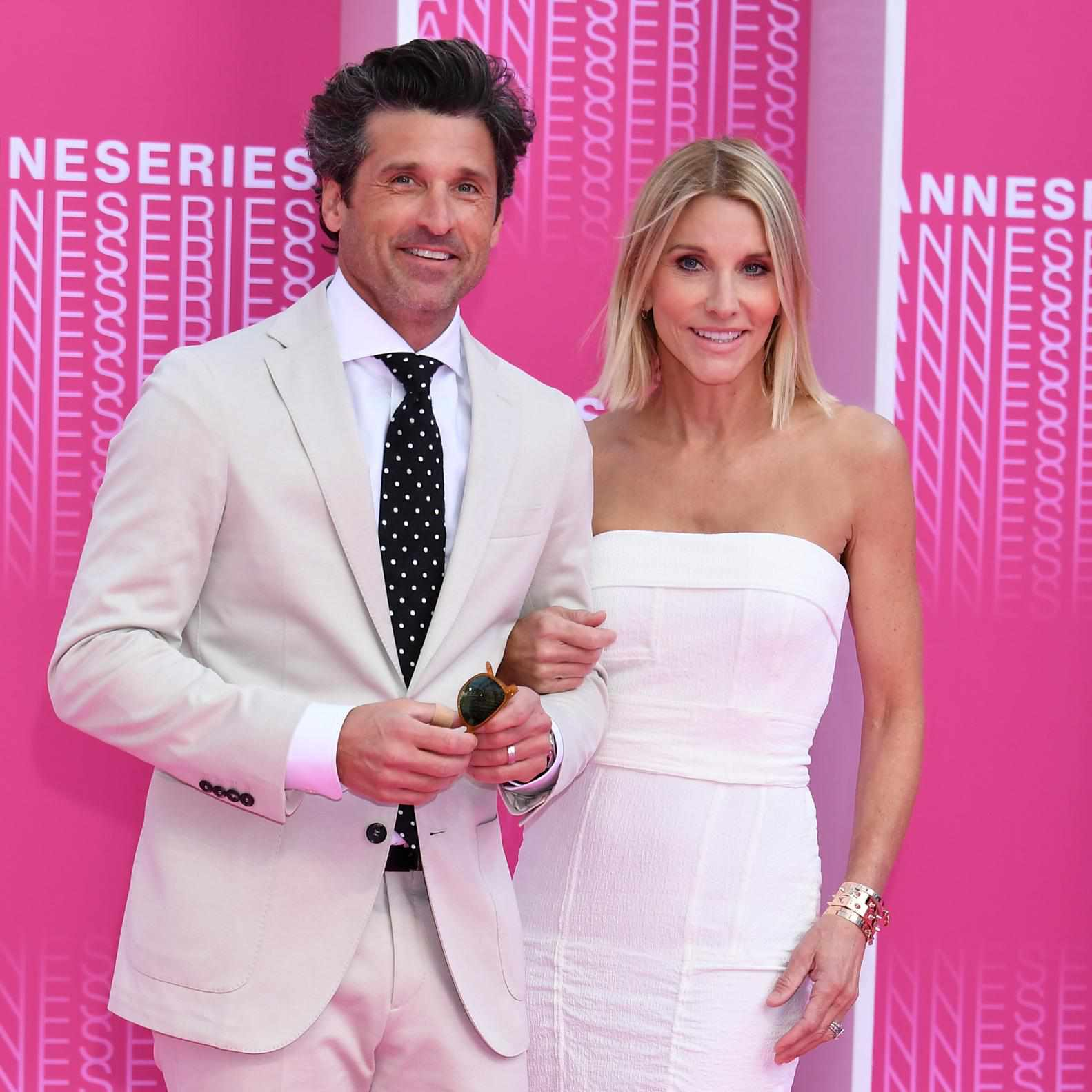 Patrick Dempsey Celebrated His 19th Wedding Anniversary Where He Got