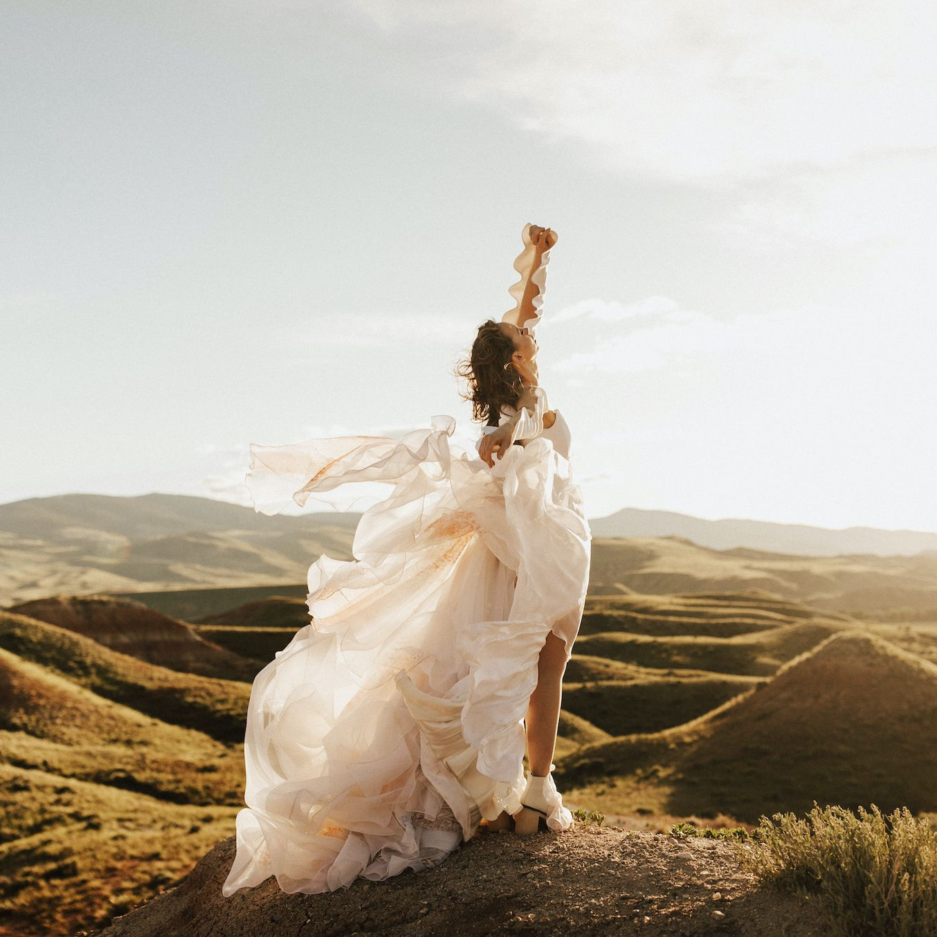 Where (and How) to Rent a Wedding Dress