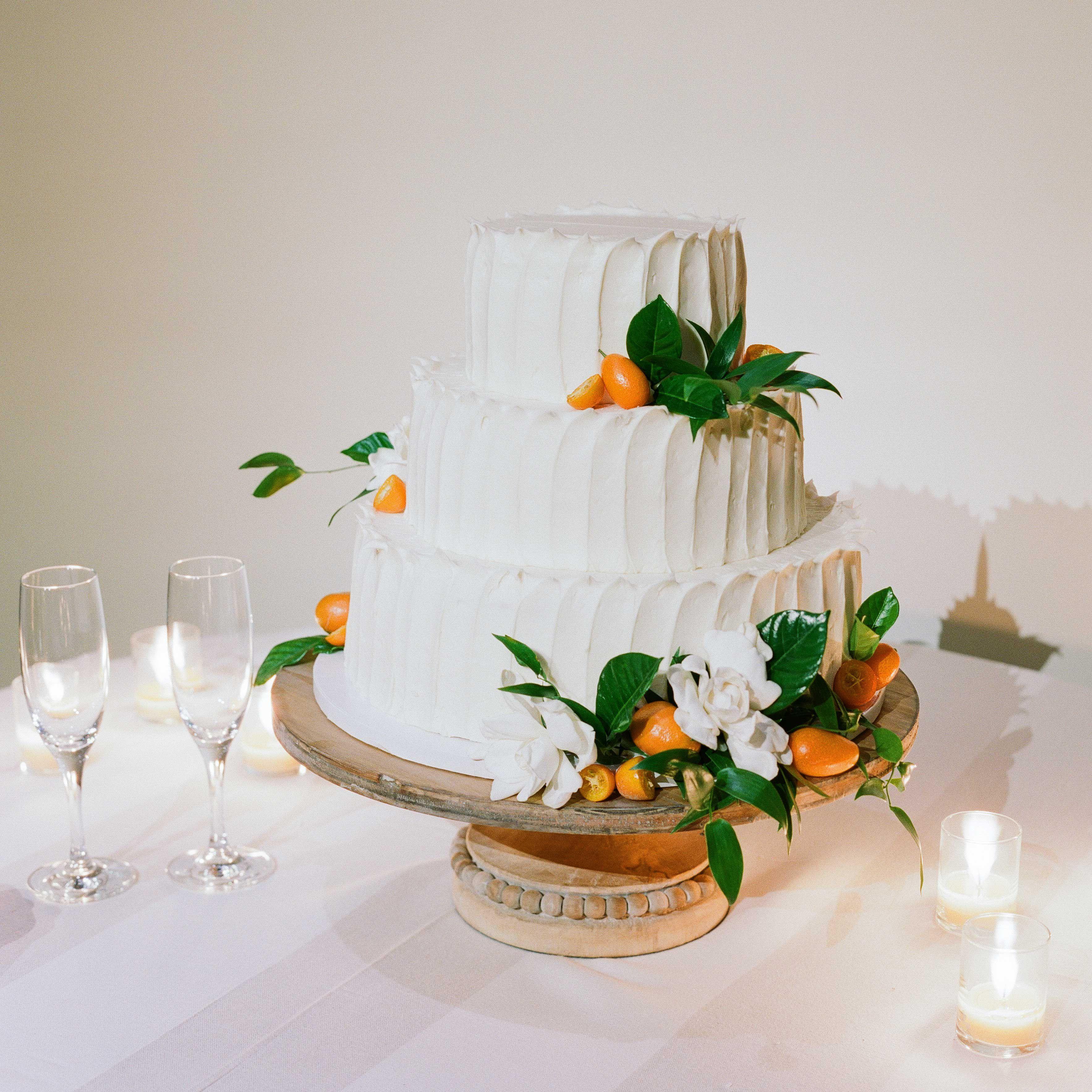 32 Buttercream Wedding Cakes