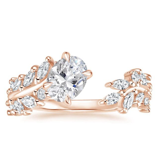 Brilliant Earth Sweeping Ivy Diamond Engagement Ring