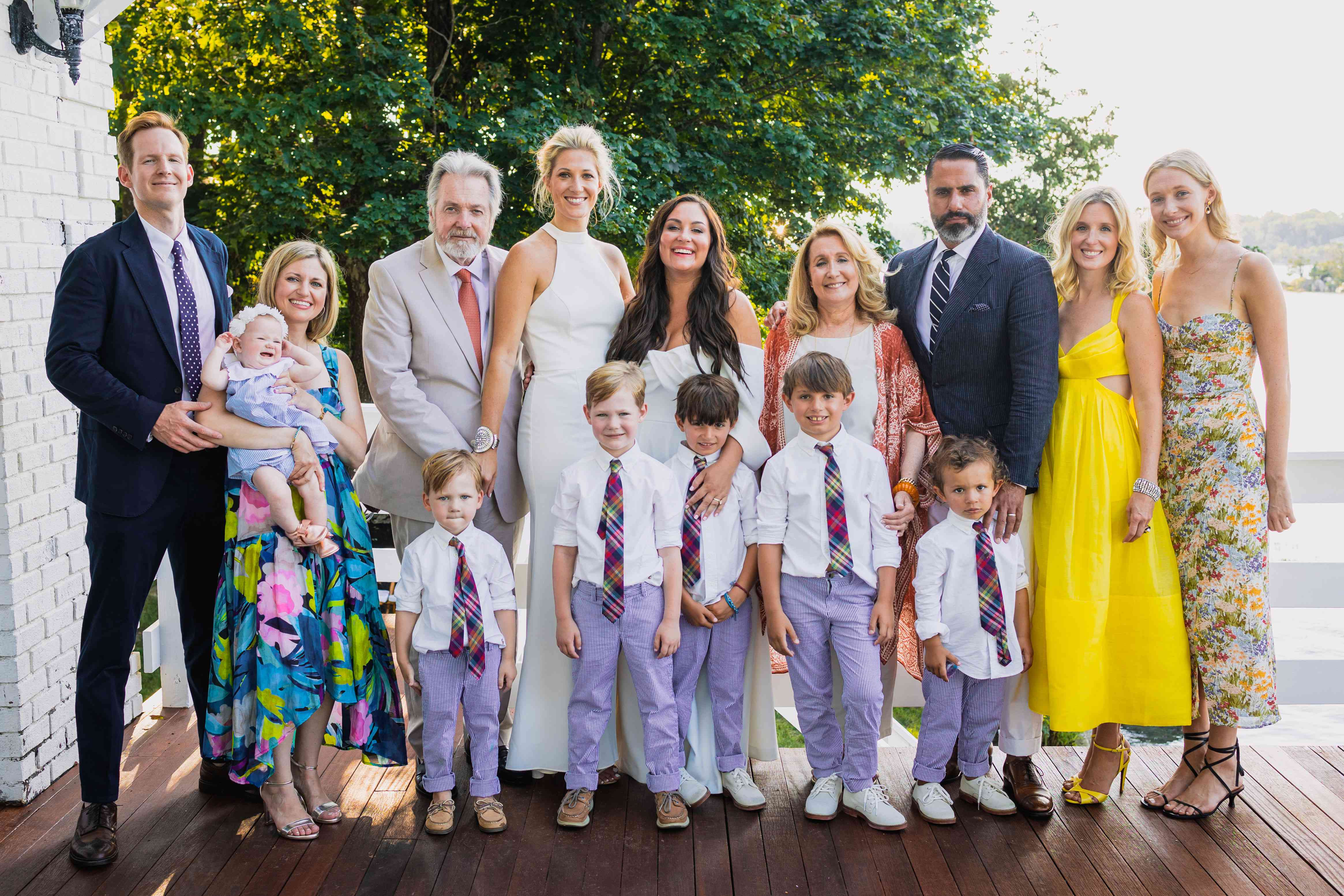 brides and families