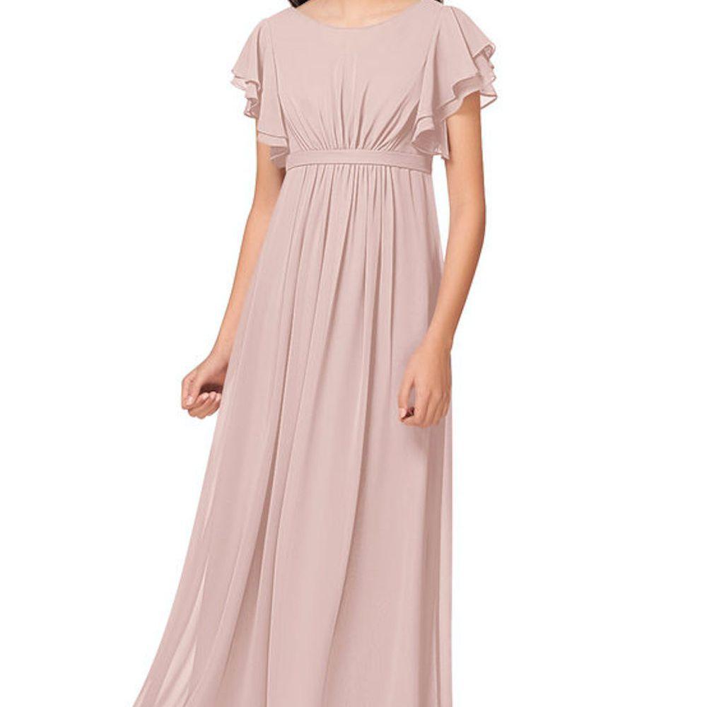 junior bridsmaid dress