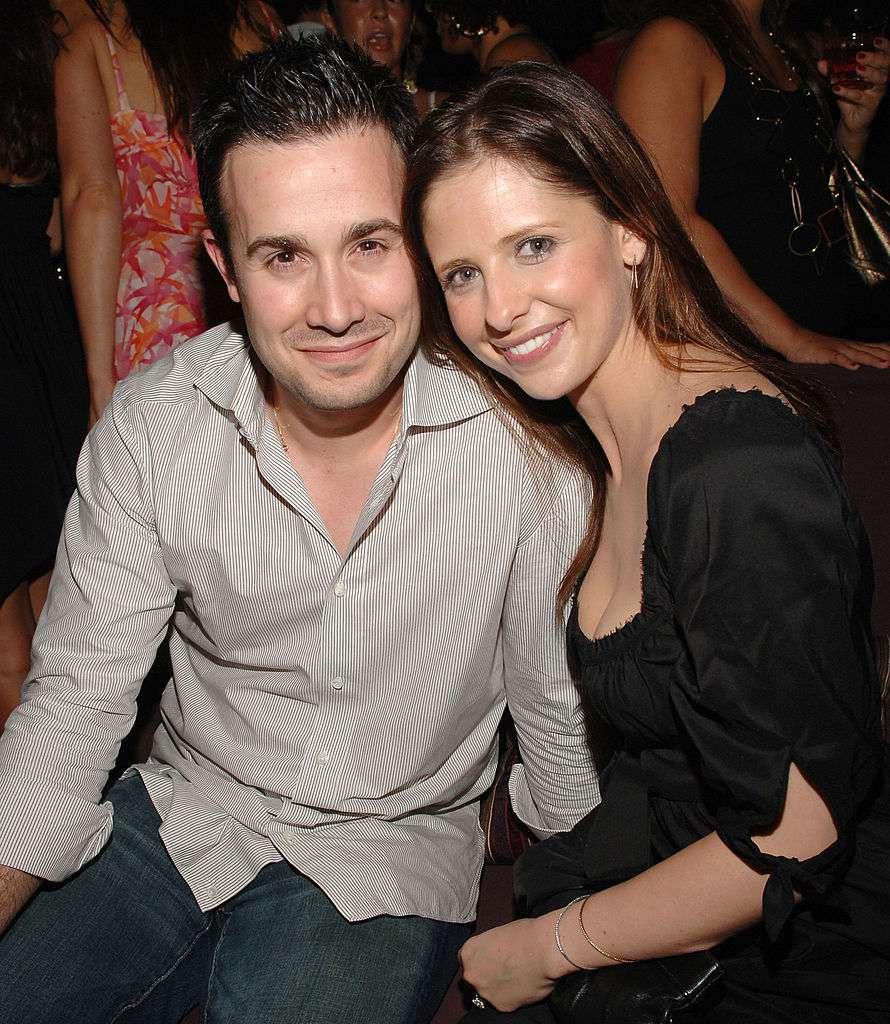 Freddie Prinze Jr. and Sarah Michelle Gellar