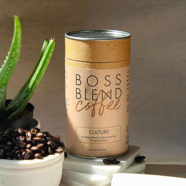 BossBlend Coffee CO. Culture Blend Subscription