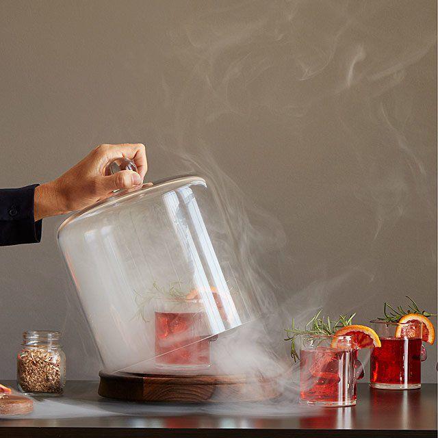 The Gourmet's Smoking Cloche