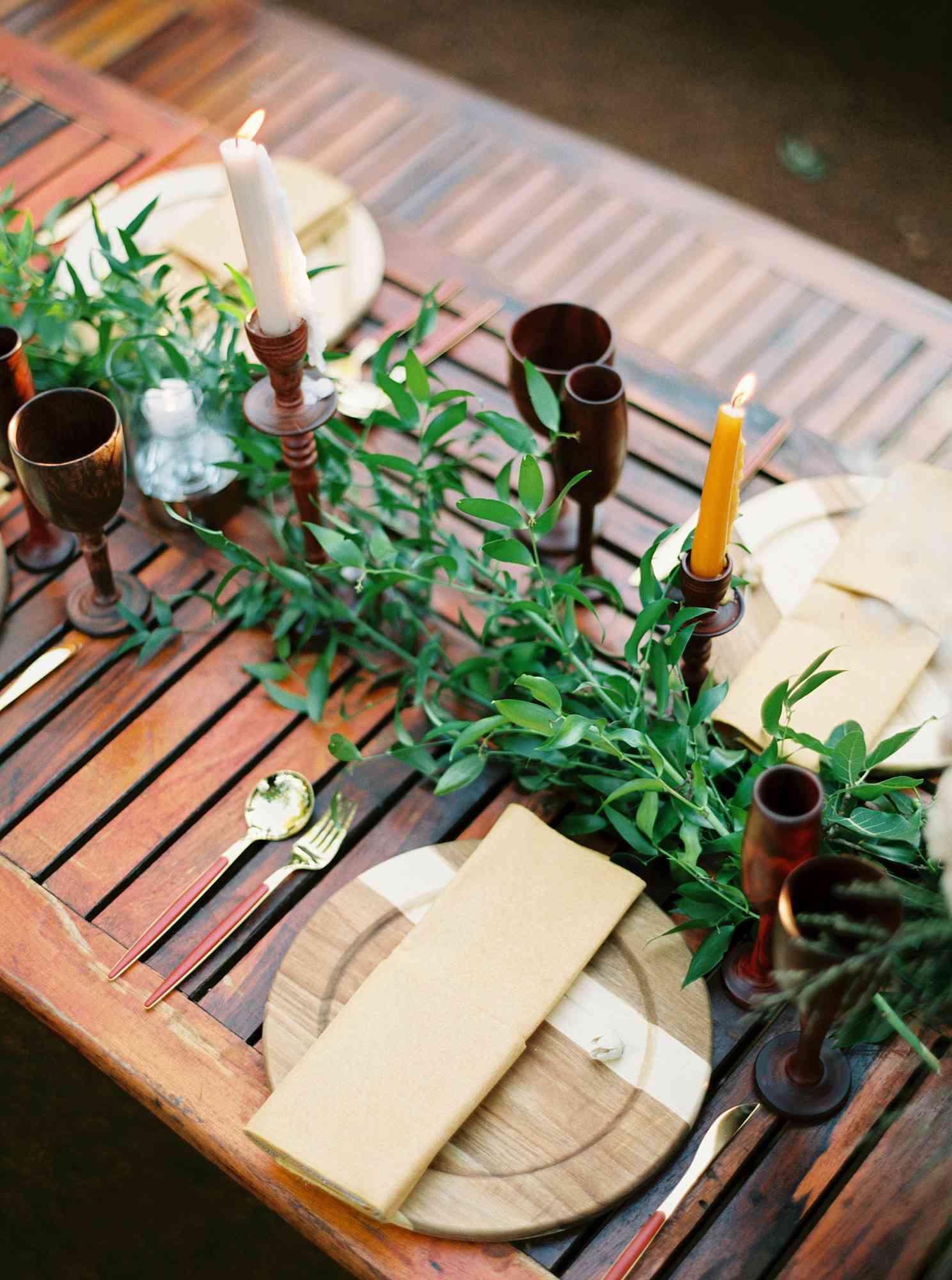 tablescape