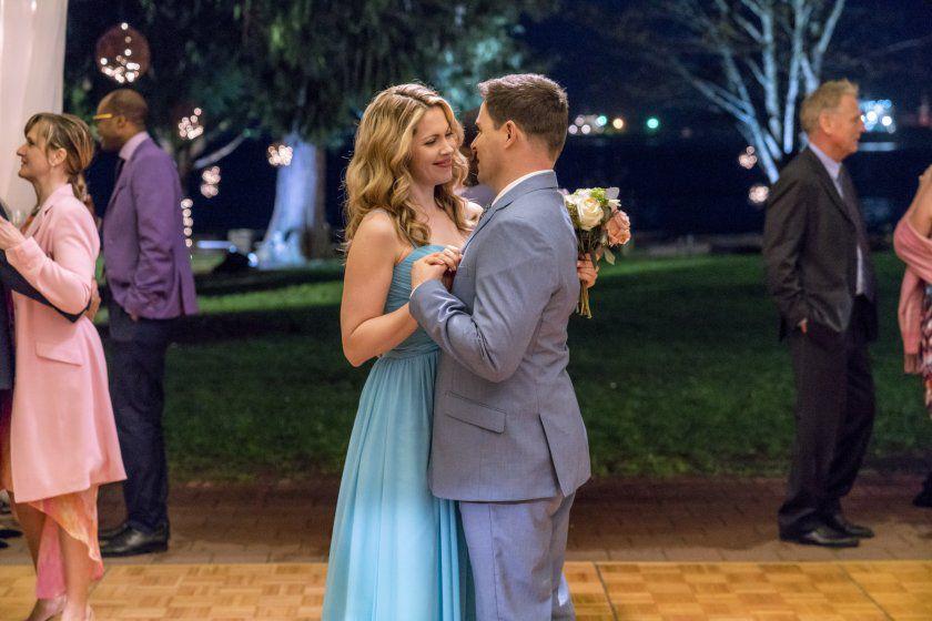 the perfect bride movie scene