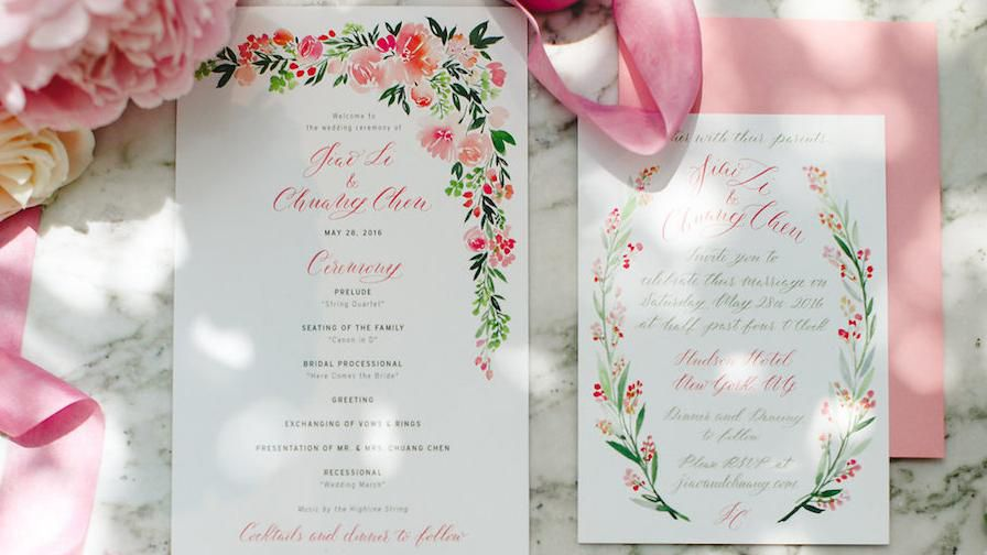 When To Send Wedding Invitations And Everything Else