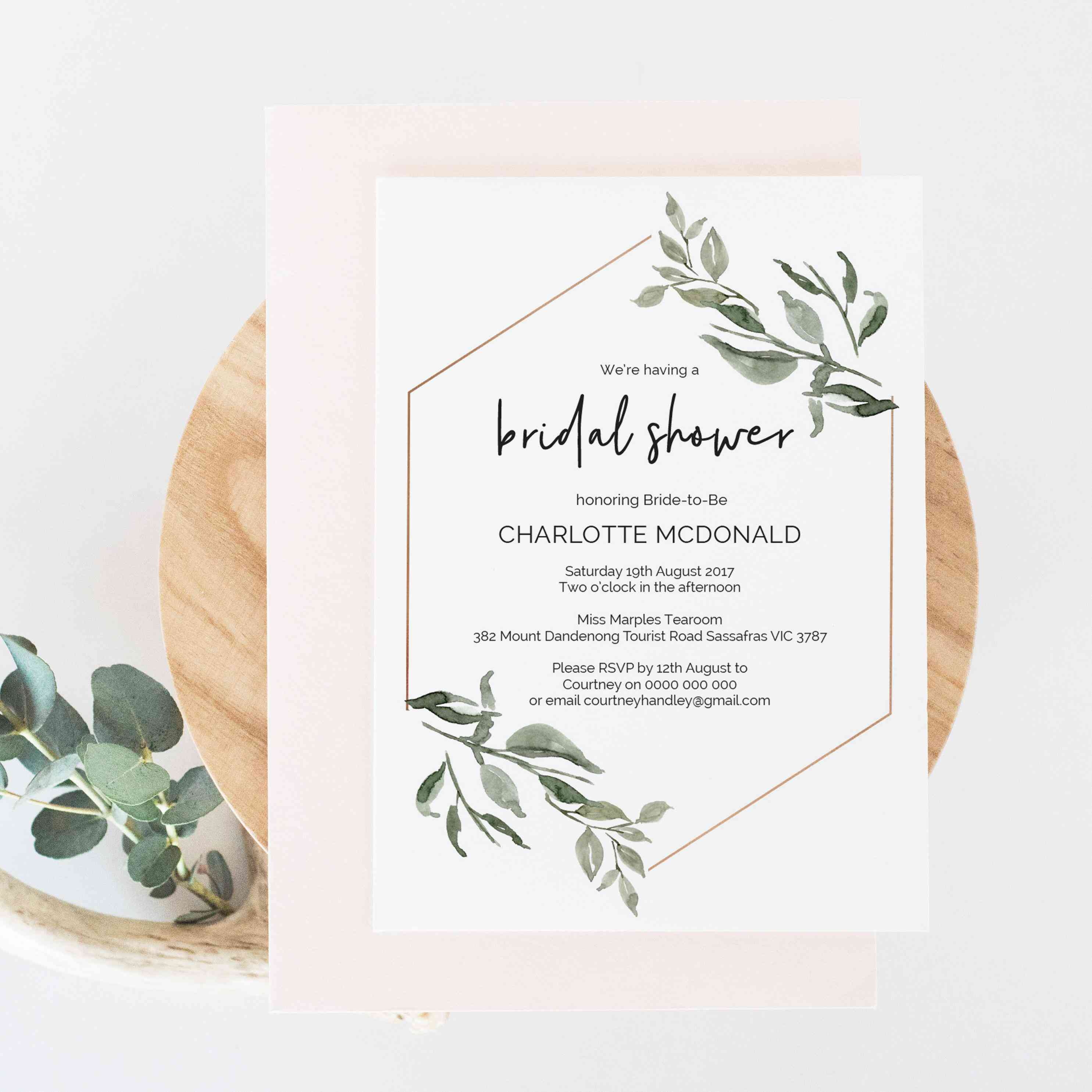 When Do You Send Out Wedding Invitations: 14 Best Bridal Shower Invitations For Every Type Of