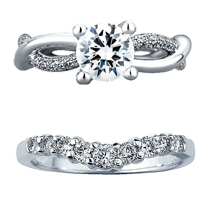 How To Pick A Wedding Band That Works With Your Engagement