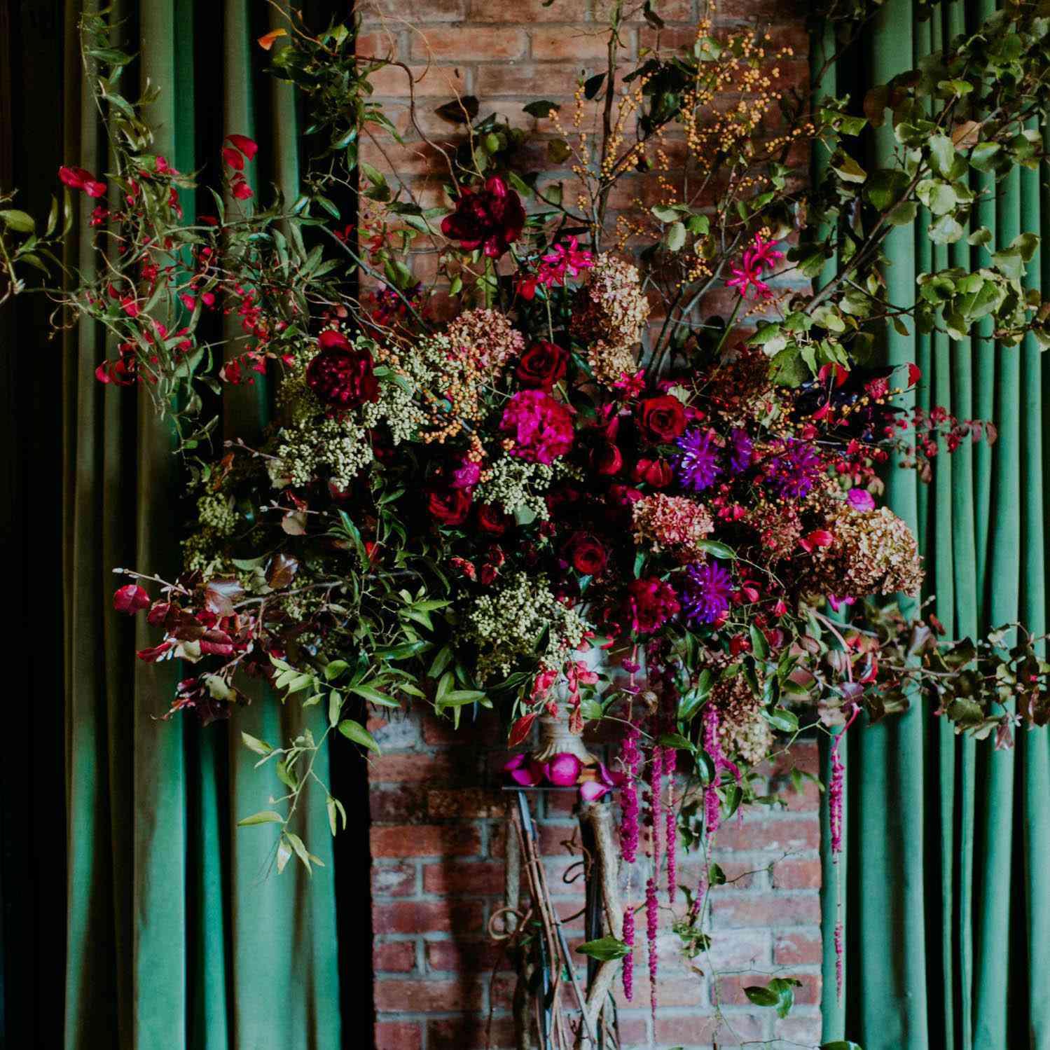 Wedding Flower List: Wedding Flower Checklist: Every Bouquet & Arrangement To