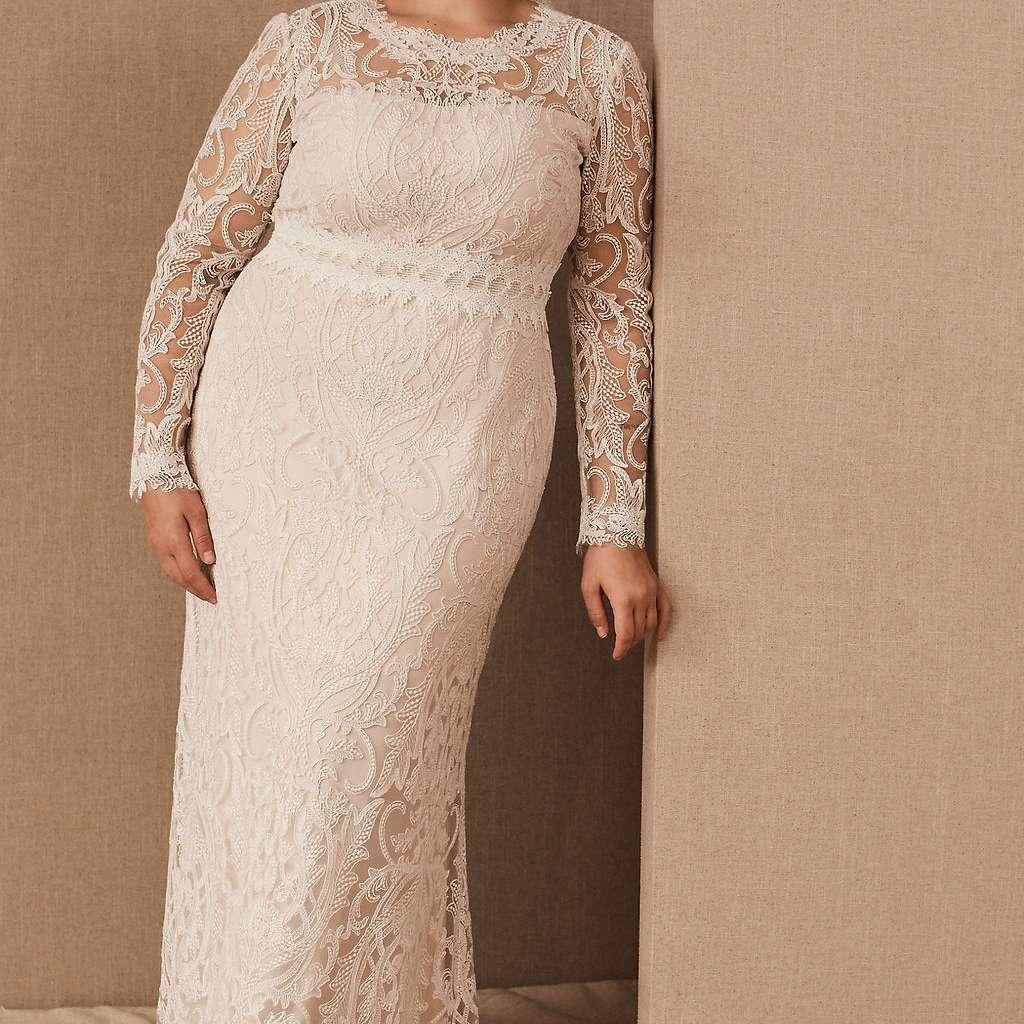 Didion gown BHLDN