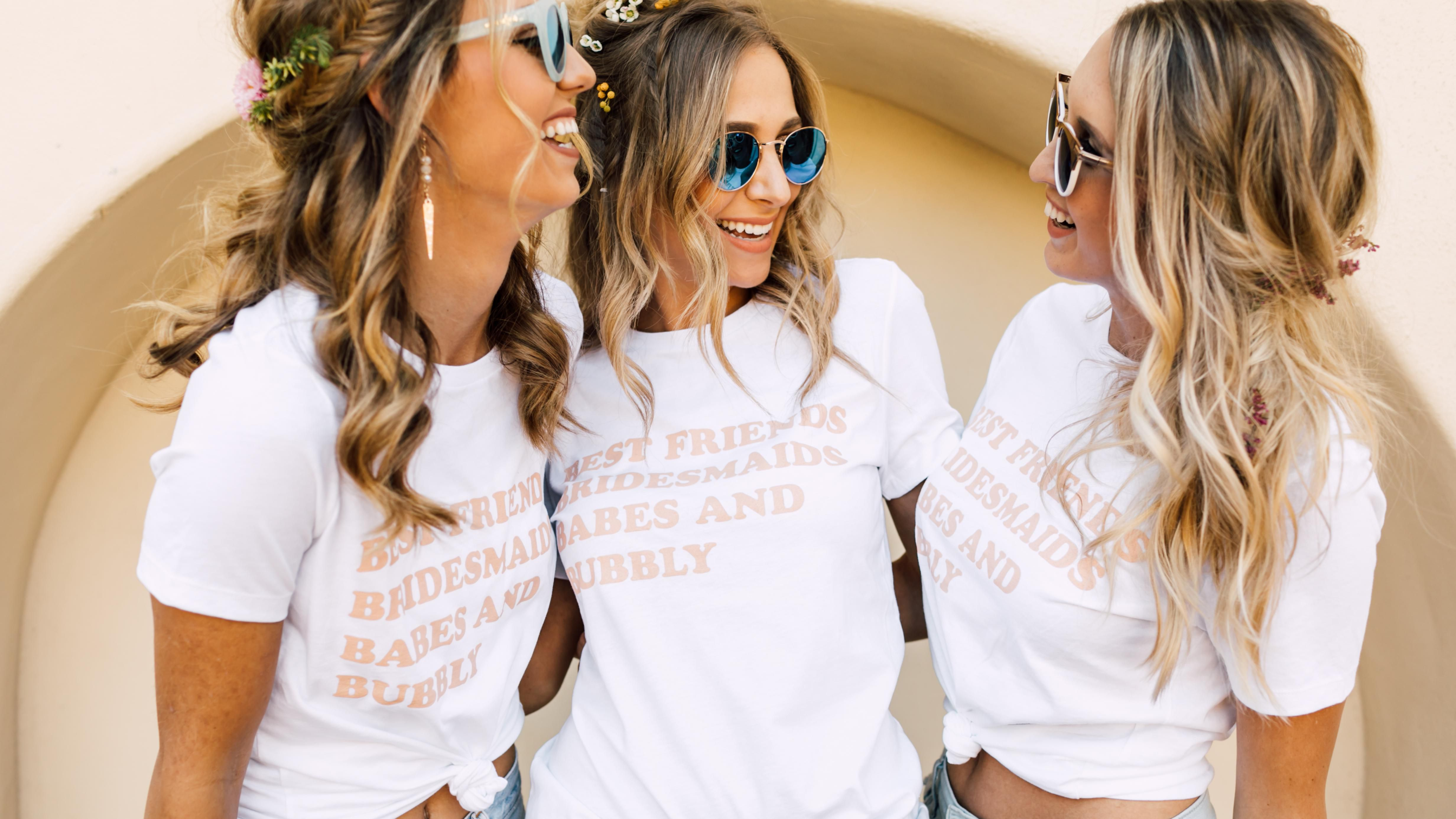 The Best Bachelorette Party Shirts (That Won't Embarrass You)