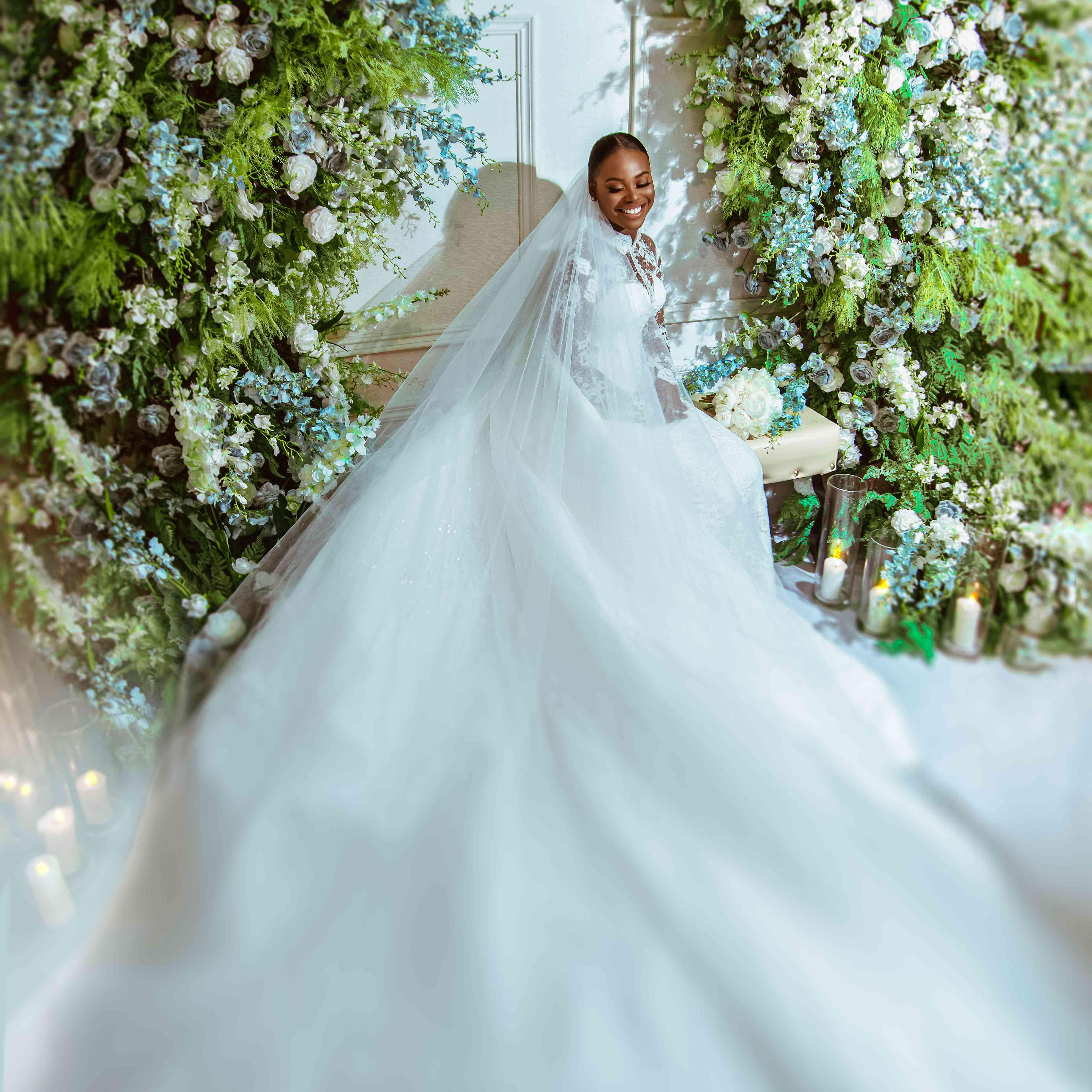 18 Black Wedding Dress Designers to Know