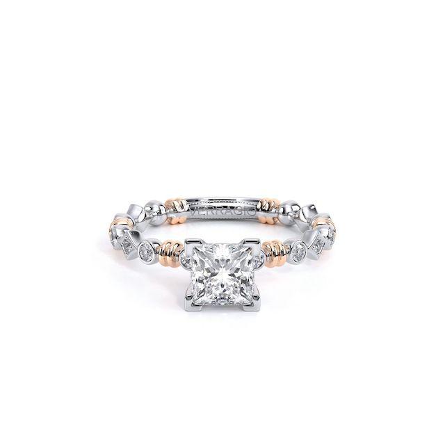 Verragio Princess cut ring