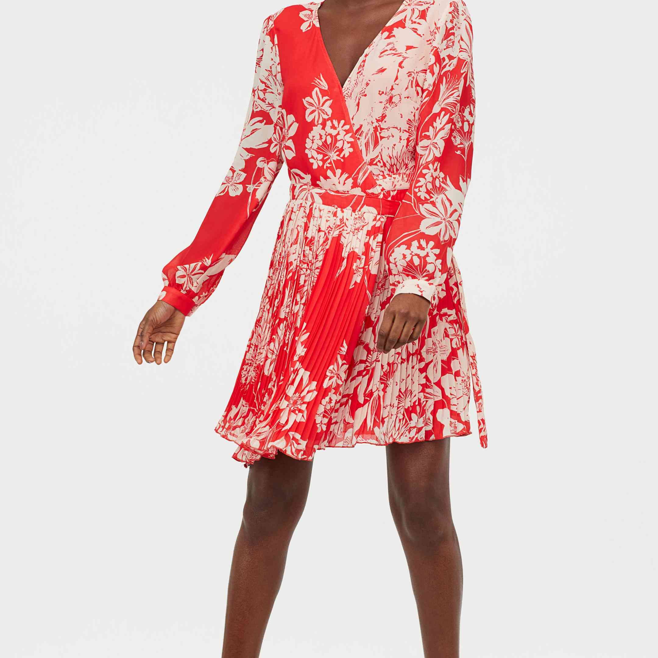 7 Flattering Wrap Dresses to Wear to a Wedding