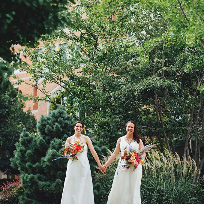 The Best Real Wedding Photos of 2015