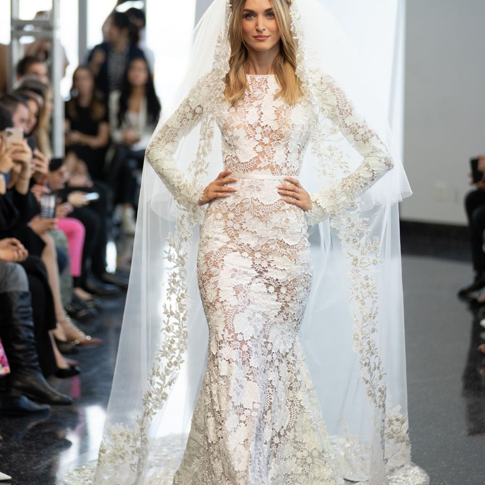 Berta Bridal Wedding Dress Collection Fall 2020