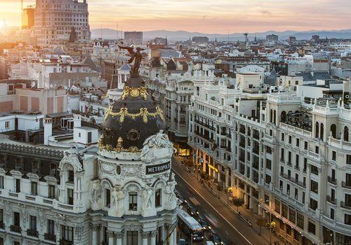 <p>Madrid, Spain</p>