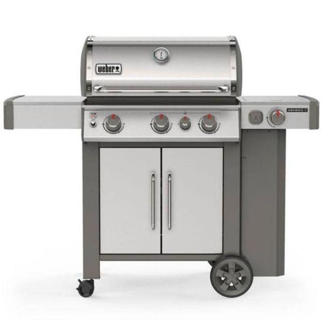 Weber Genesis II® S-335 3-Burner Convertible Gas Grill