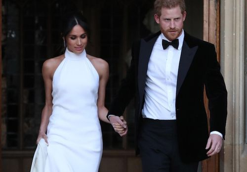 Wedding of Meghan Markle and Prince Harry