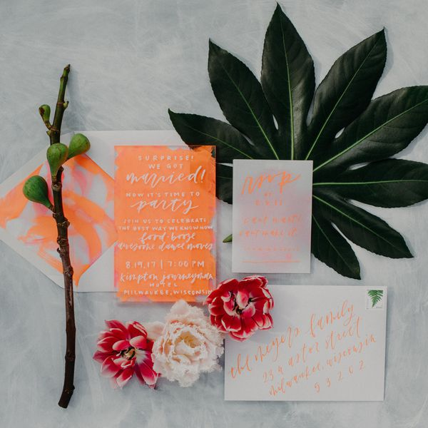Things To Include In A Wedding Invitation: Signed, Sealed, Delivered: A Definitive Guide To Hand