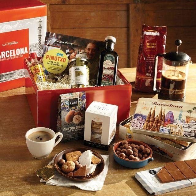 La Tienda Barcelona Culinary Adventure Gift Box