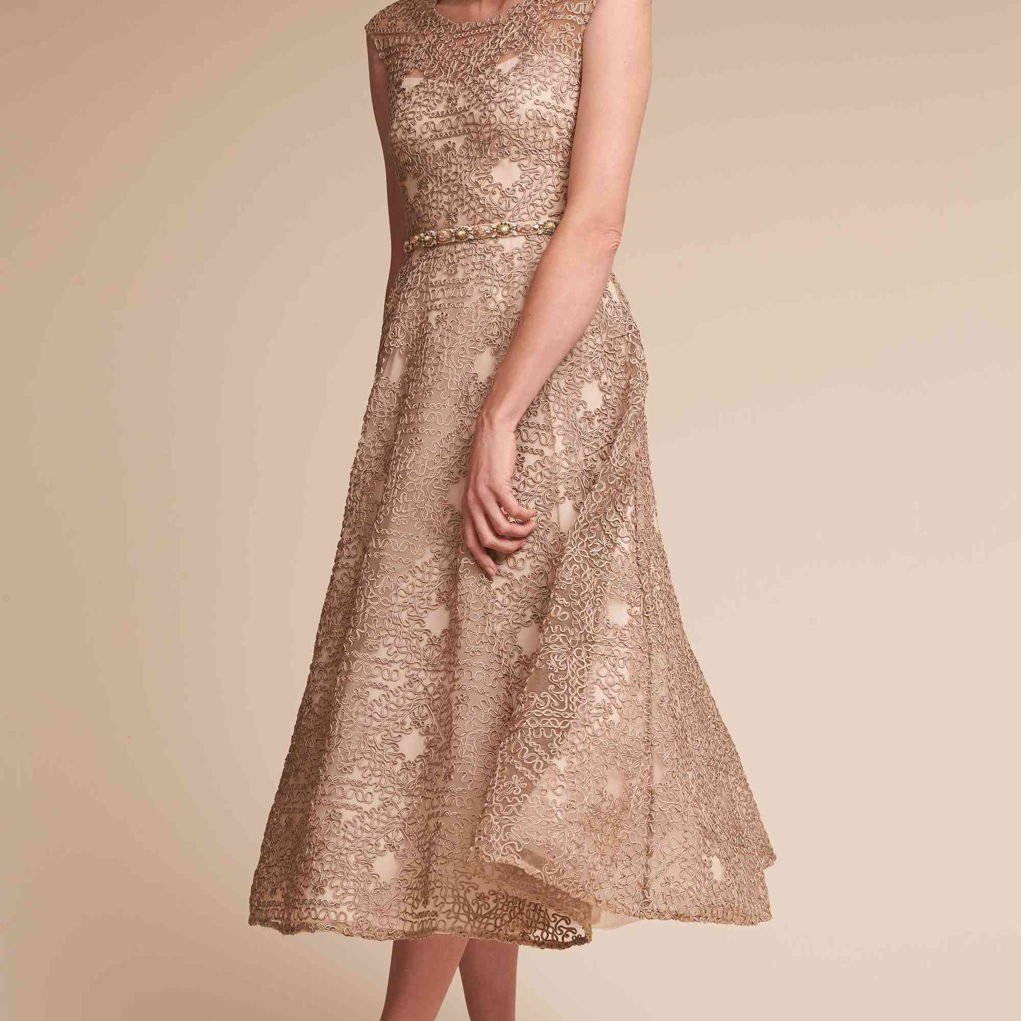 Tea Length Beauties For Older More Sophisticated Brides Tea