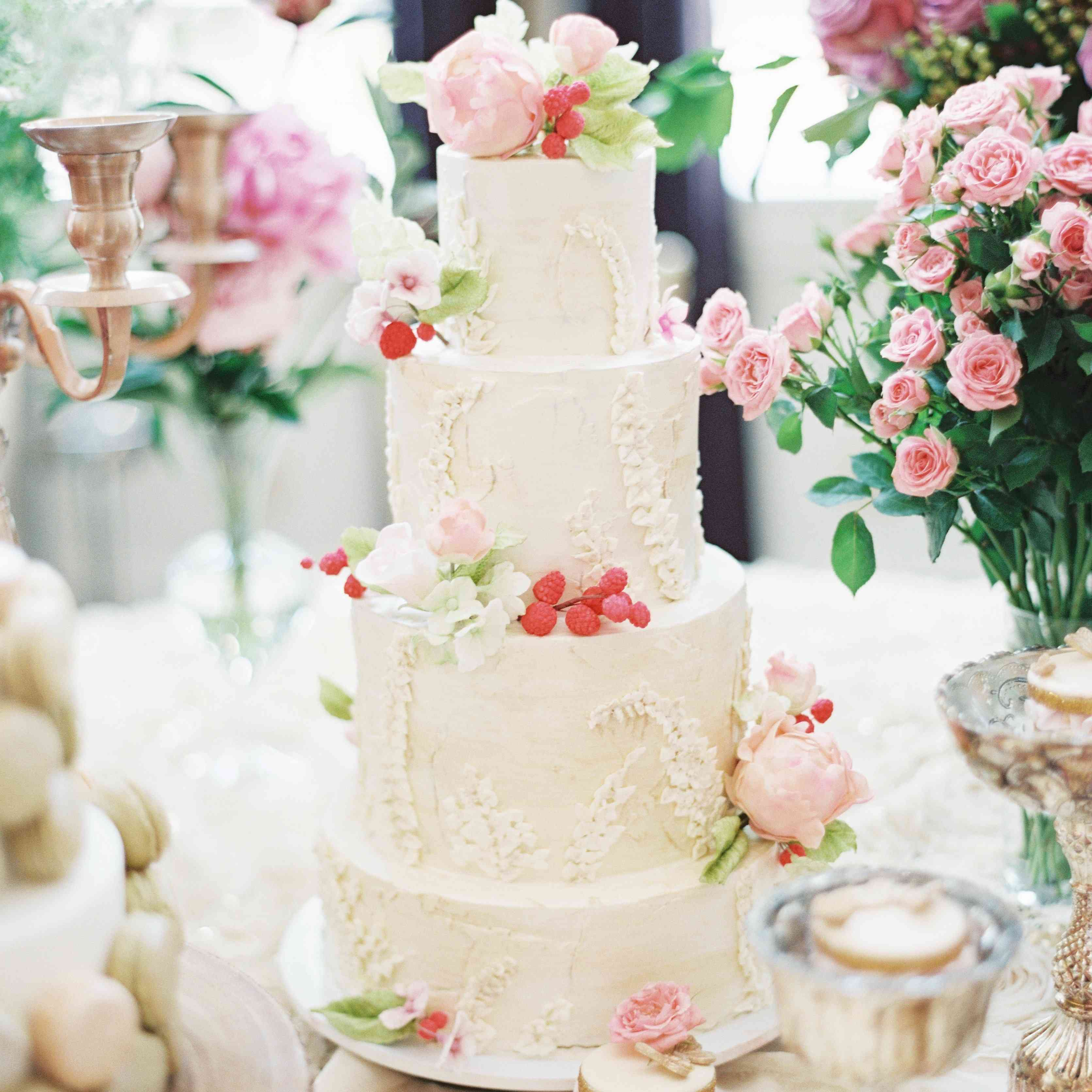 The 70 Most Beautiful Wedding Cakes