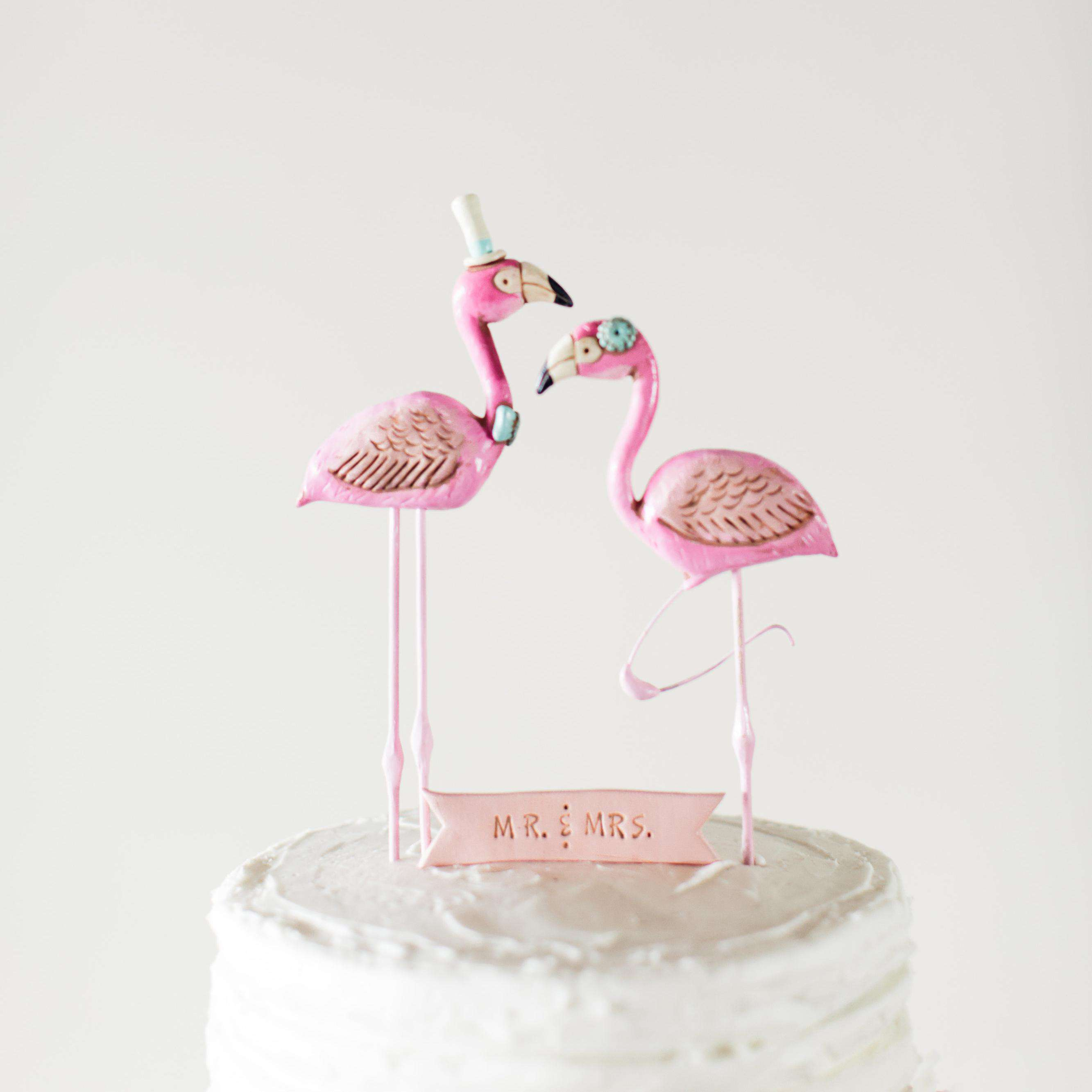 23 Unique Wedding Cake Toppers