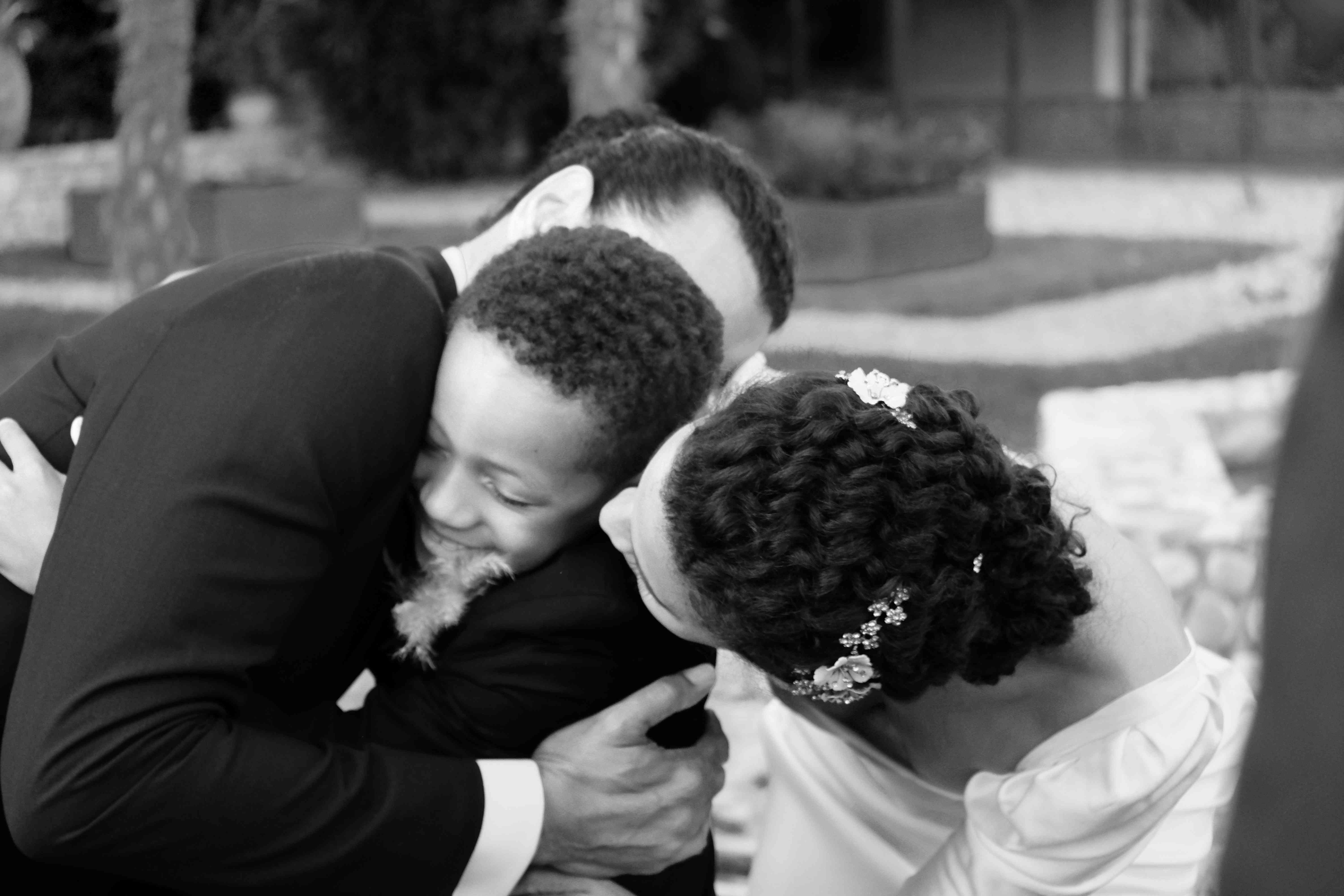 <p>couple with son</p><br><br>