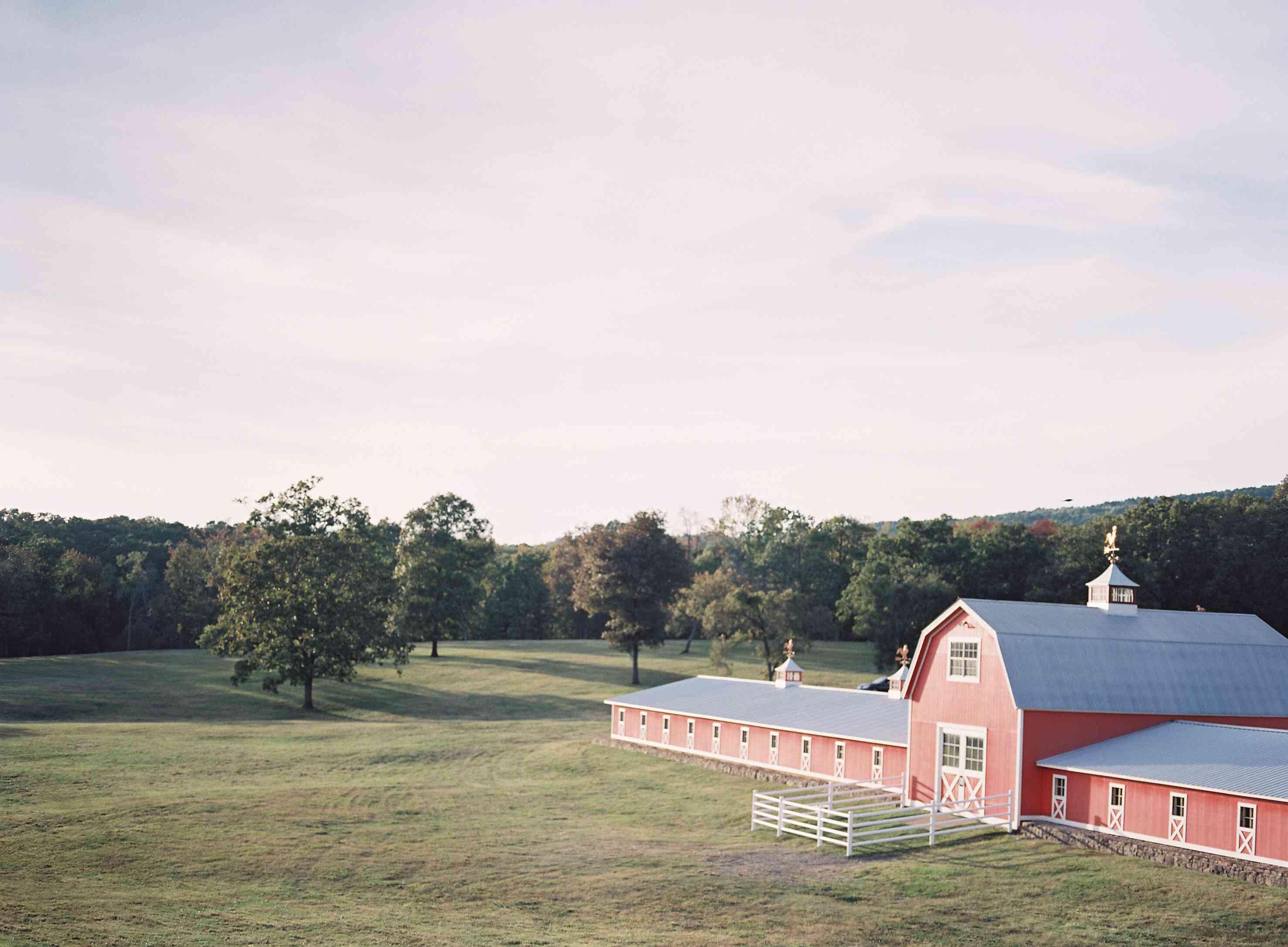 <p>Farm wedding venue</p><br><br>