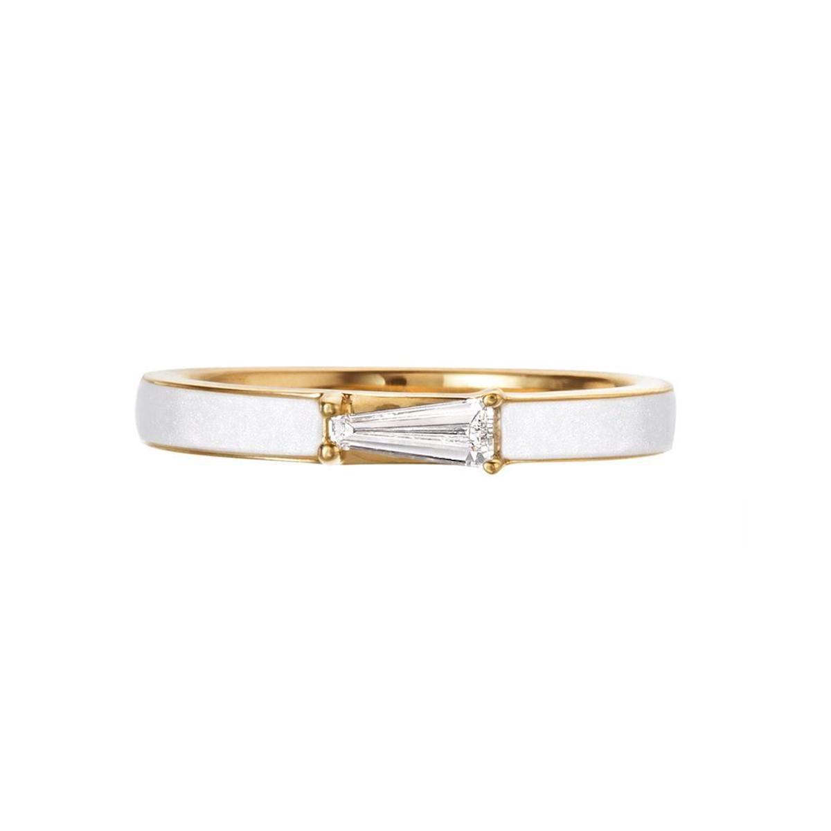 Nora Kogan Pillar Ring