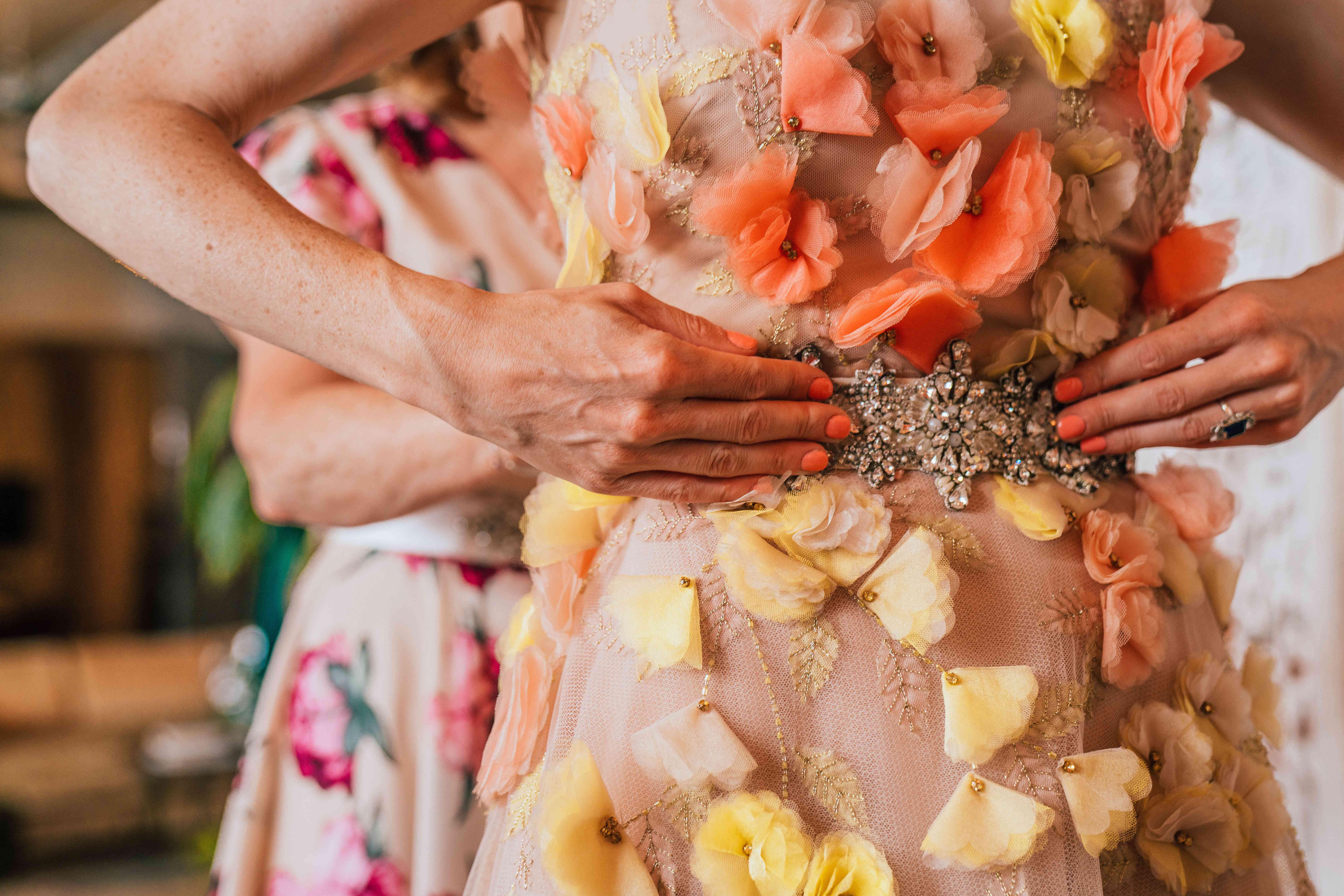 emma myles wedding belt
