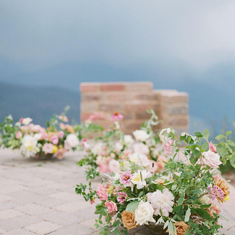 <p>ceremony flowers</p><br><br>