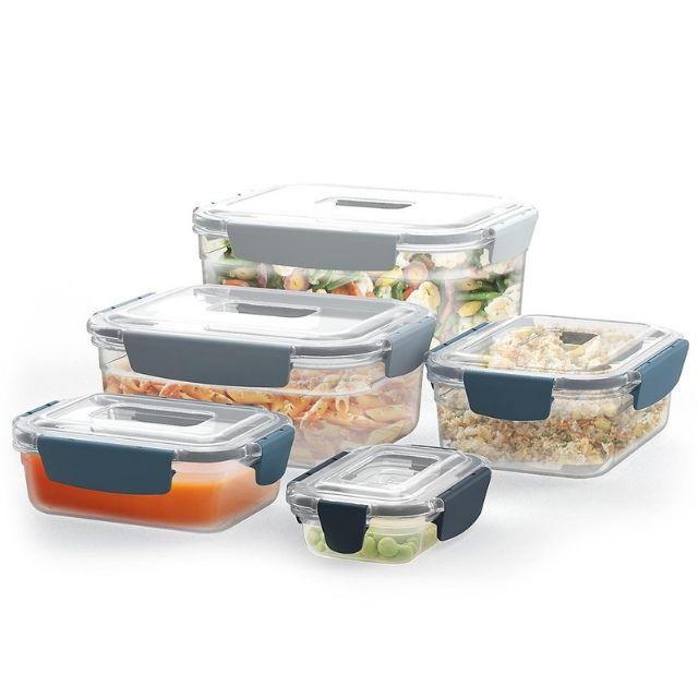 Joseph Joseph Nest Lock Plastic Food Storage Container Set